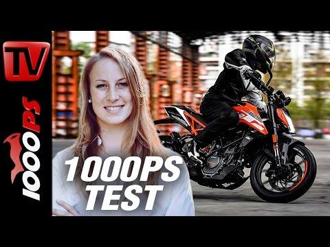 1000PS Test | KTM 125 Duke - Ein Bike für Jedermann Foto