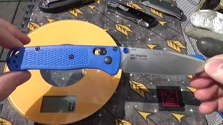 Benchmade 535 Bugout: First Look and Overview! Download