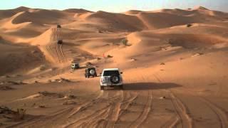 1st June 2012 Friday morning Desert Fun - Trailer