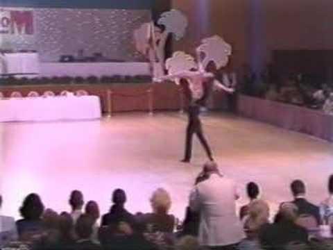 David Elkin United States Ballroom dancing