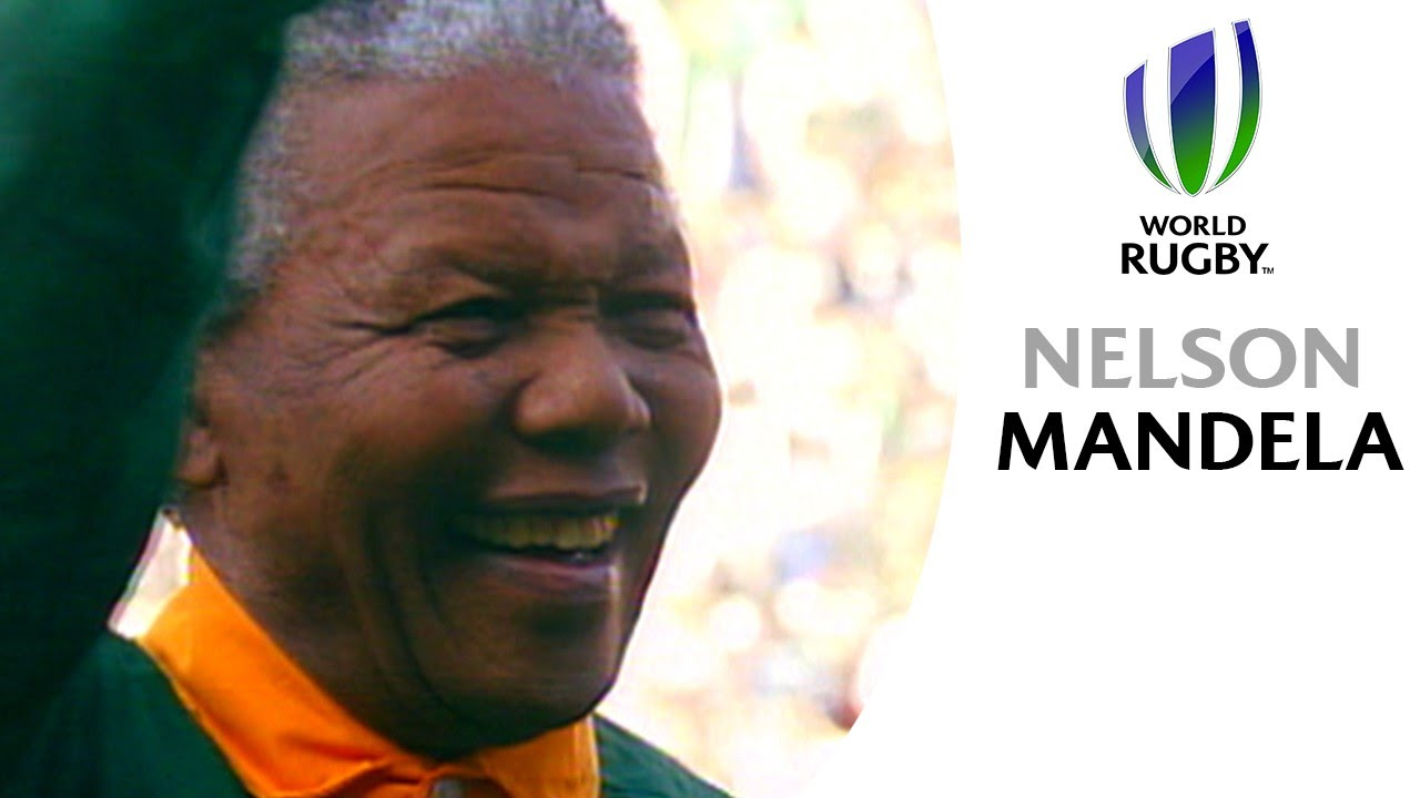 """The biggest and most powerful moment in South African rugby"" - 25 years after Mandela's release"