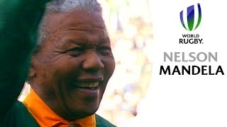 """""""The biggest and most powerful moment in South African rugby"""" - 25 years after Mandela's release"""