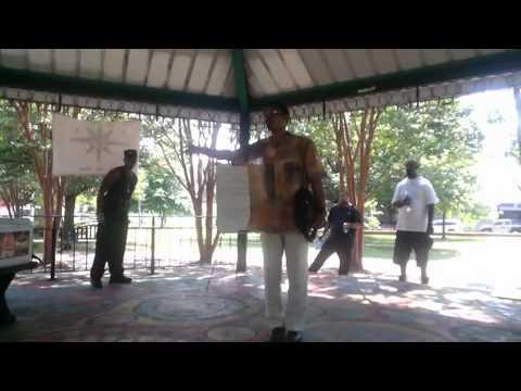 Lord Reveal Infinite Allah, June 2011 Parliament, Allah's Garden (Atlanta, GA)