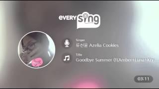 [everysing] Goodbye Summer (f(Amber+Luna+Krystal) (Feat. D.O. Of EXO-K) - Thai ver