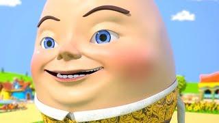 Humpty Dumpty Nursery Rhyme - Songs for Children by Little Treehouse