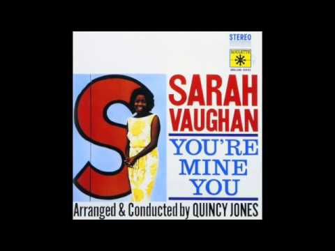 Sarah Vaughan - On Green Dolphin Street - 1962