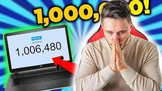 SPECIALE 1,000,000 DI ISCRITTI!
