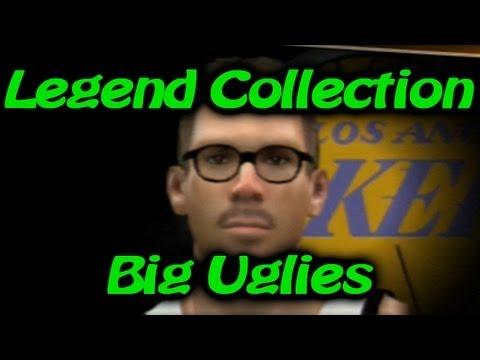 NBA 2K13 My Team - Legend Collection - Power Forward - Center
