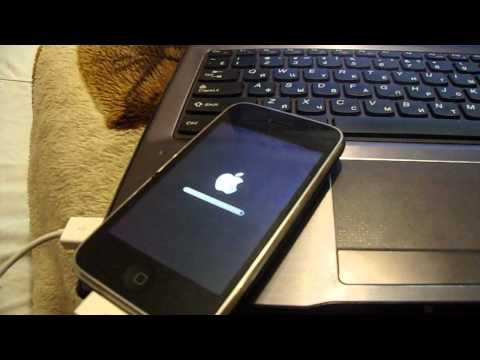 Прошивка Iphone 2g,3,3g под IOS7