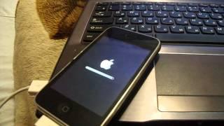 Смотреть видео установить прошивку 3 1 2 на iphone 2g он на английском