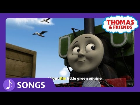 Blue Mountain Mystery Song | Steam Team Sing Alongs | Thomas & Friends