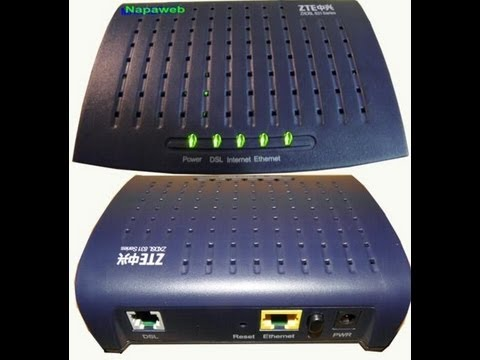 Driver for zte zxdsl 531b