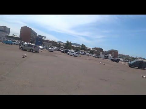 Дороги, авторынки Сибири, ЧАСТЬ 5, что происходит, перегон Владивосток-москва 2019