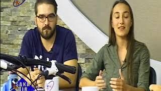 Çanakkale Bisiklet Platformu | TON TV ''Şaka Bir Yana'' | 24.10.2017 | Bölüm 1