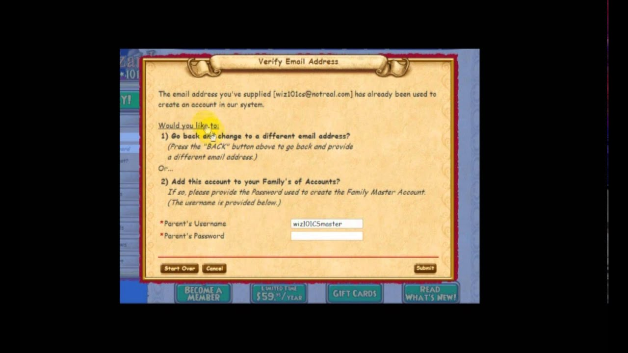 How Can I invite a friend to Play Wizard101