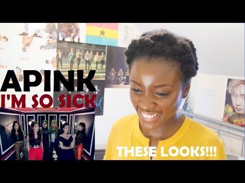 APINK(에이핑크) - I'M SO SICK (1도 없어) MV REACTION [BACK WITH A VENGEANCE!]