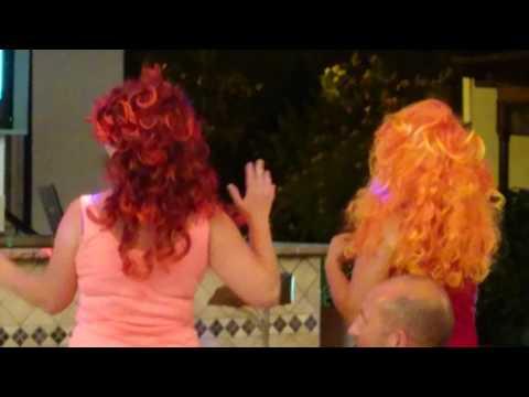 "Turkish Karaoke the ""Sandy Way"""