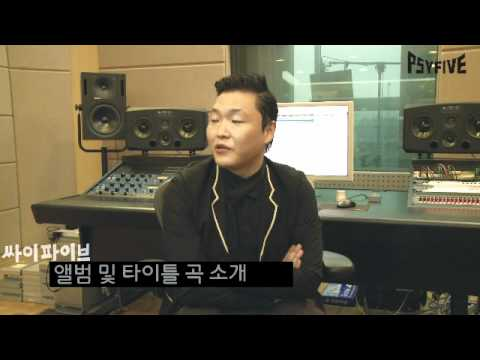 PSY's INTERVIEW - PSY IS BACK
