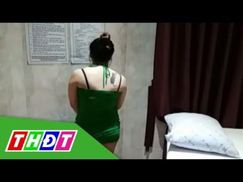 Tp. HCM: Bắt quả tang 2 cơ sở massage kích dục | THDT