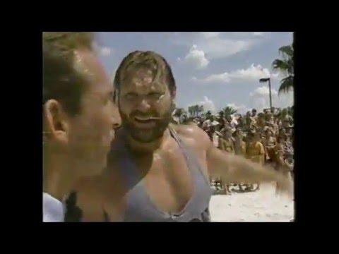 WBF VS. WWF Tug of War Challenge (1992)