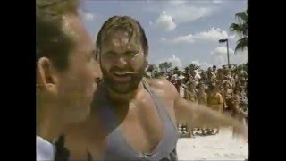 WBF VS. WWF Tug of War Challenge (1992)