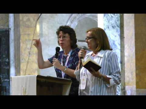 Growing and moving in the Charisms - Mary Healy - Fr Dario Betancourt