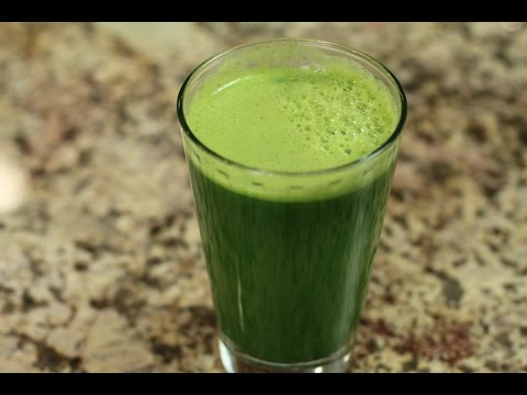 Green Juice - The Best Energy Drink! by Rockin Robin