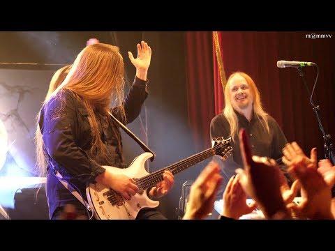 [4k60p] Stratovarius - Destiny - (Matias Kupiainen) Live in Berlin 2018 mp3