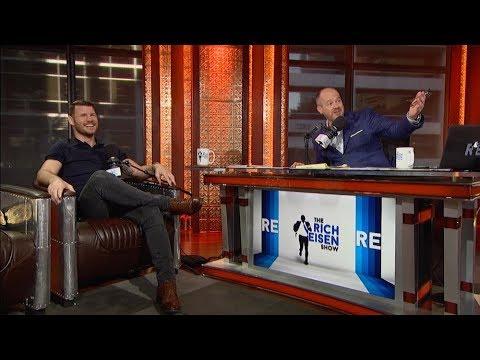 UFC Champion Michael Bisping Talks UFC 217 & Georges St-Pierre w/Rich Eisen In-Studio  | 10/26/17