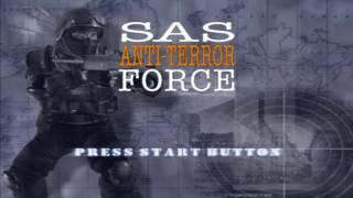 SAS Anti-Terror Force (PS2) w/ GoucheGizmo