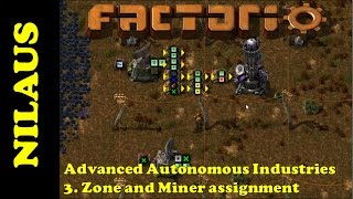 AAI Mod Tutorial 3 - Automatic Zone and Miner assignment