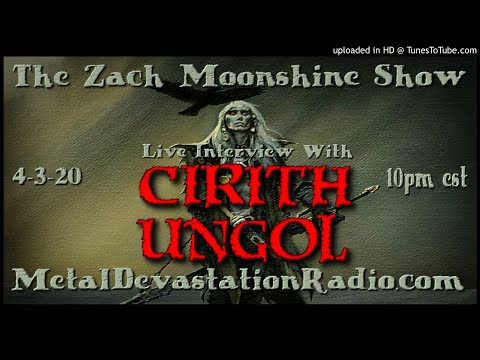 Cirith Ungol - Interview - The Zach Moonshine Show