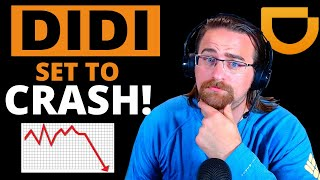 DIDI Stock Price set to CRASH | Why DIDI is dropping | Trading Strategies for $DIDI Stock