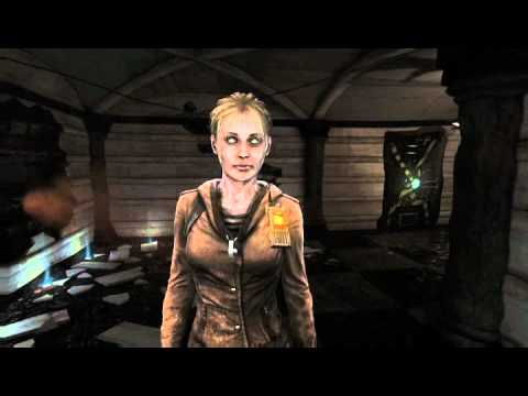 AMY: Contamination - horror official HD video game trailer - PS3