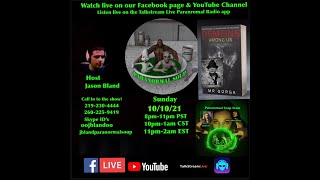 Paranormal Soup Ep 289 guest MR Gorga author of Demons Among Us