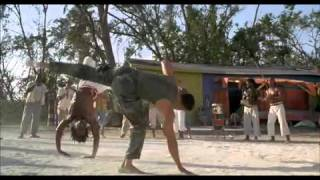 Capoeira movie - Only the Strong (1993) [ fight 1 ].mp4