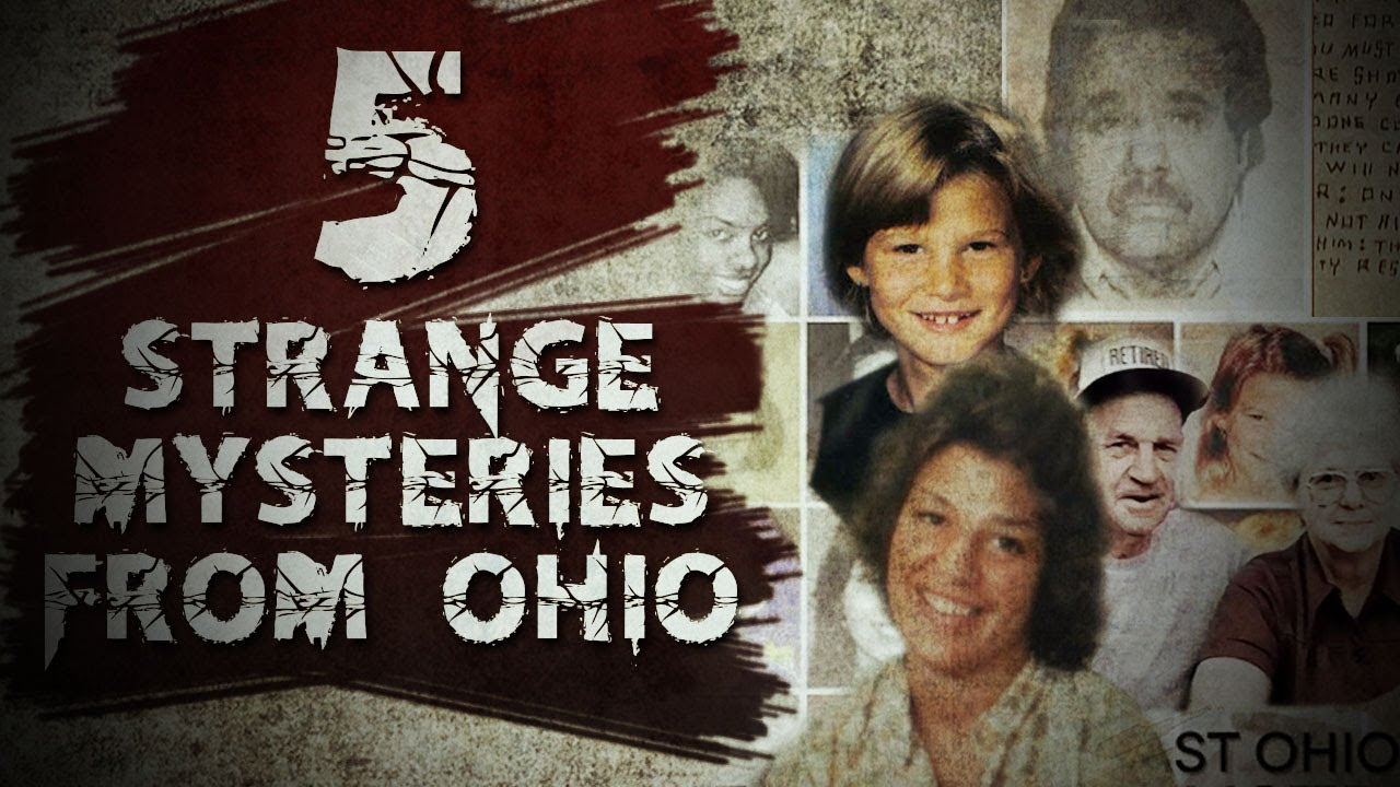 5 STRANGE Mysteries From Ohio