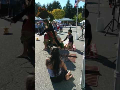 Seattle Thai Festival—Drama