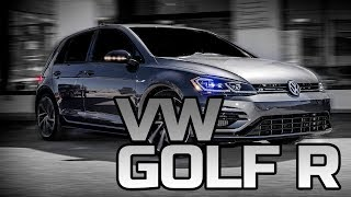 2018 the VW Golf R