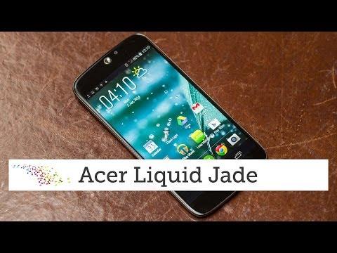 Acer Liquid Jade |Hands-on