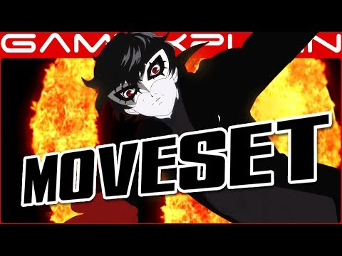 Super Smash Bros Ultimate - How Joker Could Work (Moveset Speculation - Uncut!) thumbnail