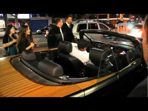 Rolls-Royce Phantom Drophead Coupé: The Dream Spotted At PlayHouse In Hollywood.