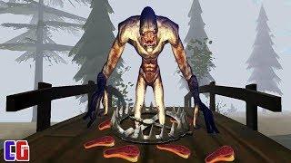 УСТРОИЛ ЗАСАДУ на МОСТУ и ПОЙМАЛ САМОГО ОПАСНОГО РЕЙКА Игра Rake Monster Hunter от Cool GAMES thumbnail