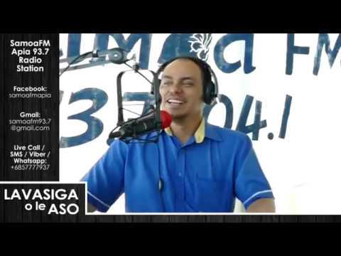 SamoaFM Apia - Lavasiga o le Aso 03