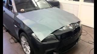 Carwrap TWINTINT mat gunpowder grey 2011