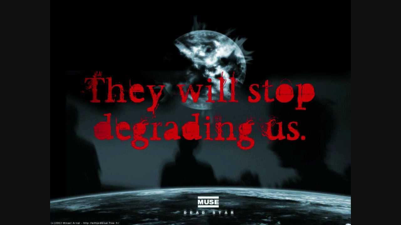 Muse - Uprising (Music Video w/ Lyrics) - YouTube