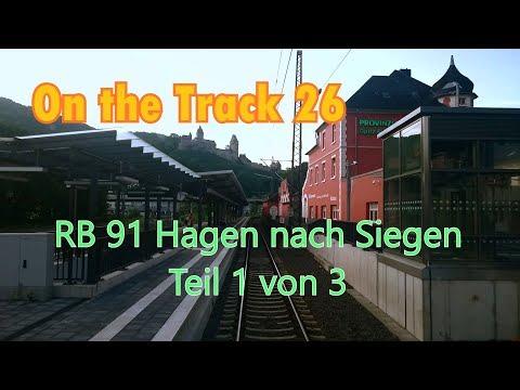 RB91 Hagen nach Siegen, O-Ton, Teil 1 von 3