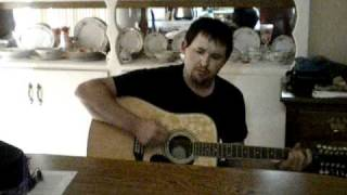 Chris Collier singing