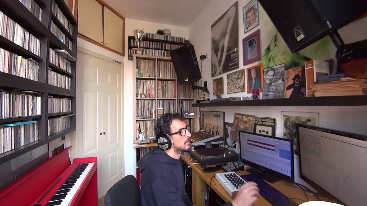 "Download OKAPI Live Stream - The LockDown Tales Ep.1 - ""Push the boundaries"""