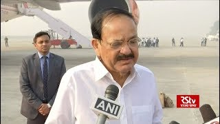 Vice President condoles the death of Ananth Kumar, calls him a dedicated politician